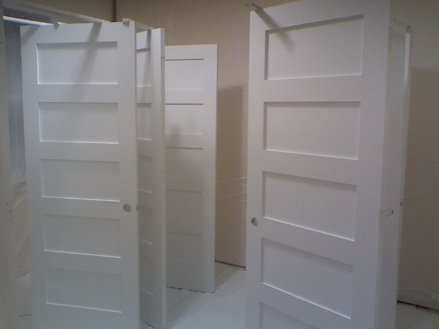 how to paint some doors is there life beyond fishing piscatorial. Black Bedroom Furniture Sets. Home Design Ideas