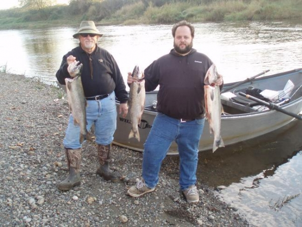 Chehalis river washington silver salmon bloodydecks for Chehalis river fishing