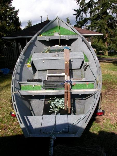 Fish rite drift boat steelhead salmon for Fish rite boats