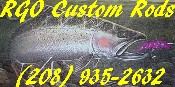 Custom Built Fishing Rods