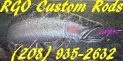 Custom Built Fishing Rods